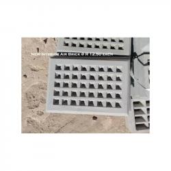 Interior Air Vent - Cement