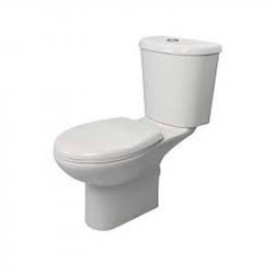 Complete Toilet Suite White Go